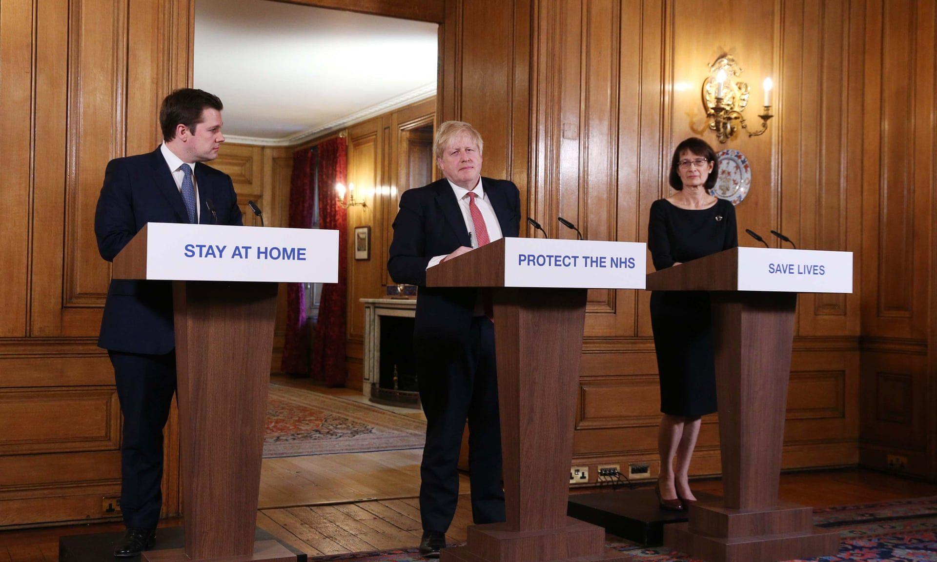 مؤتمر صحفى لرئيس الوزراء البريطانى