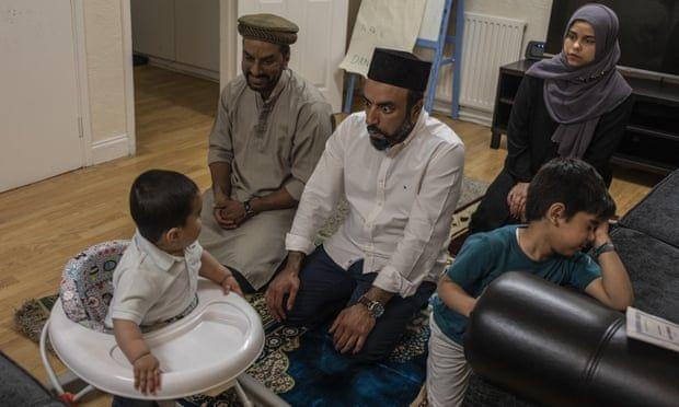 مسلمو بريطانيا