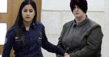 مالكا ليفر فى إحدى جلسات المحاكمة