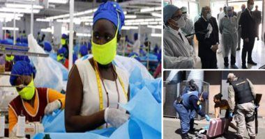محاولات لمنع تفشى كورونا فى دول أفريقيا