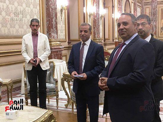 أمين-عام-الشيوخ-وتيسير-مطر-ومحمد-البدري