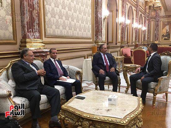 أمين-عام-الشيوخ-والنائب-تيسير-مطر-ومحمد-تيسير-مطر