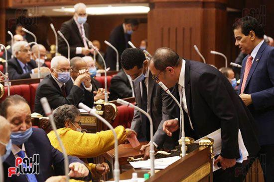 إجراءات-التصويت-في-مجلس-الشيوخ