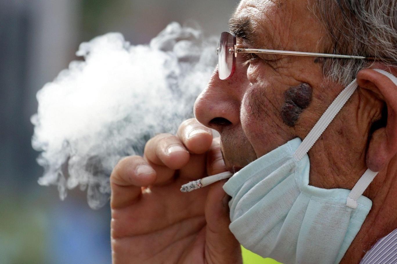 التدخين وكورونا