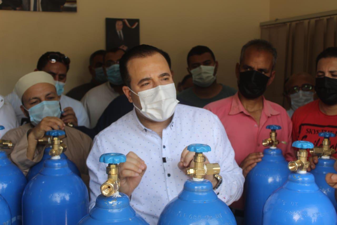 أحمد بدوى رئيس لجنة الاتصالات بمجلس النواب