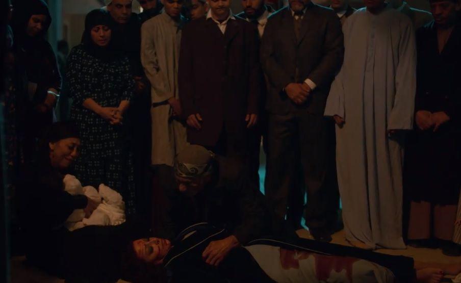 الحلقة الأخيرة من مسلسل موسى (6)