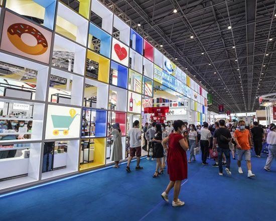 ختام معرض المنتجات الصينية (3)