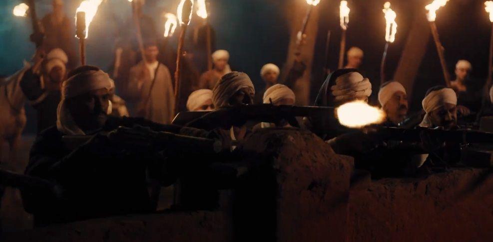 الحلقة الأخيرة من مسلسل موسى (8)