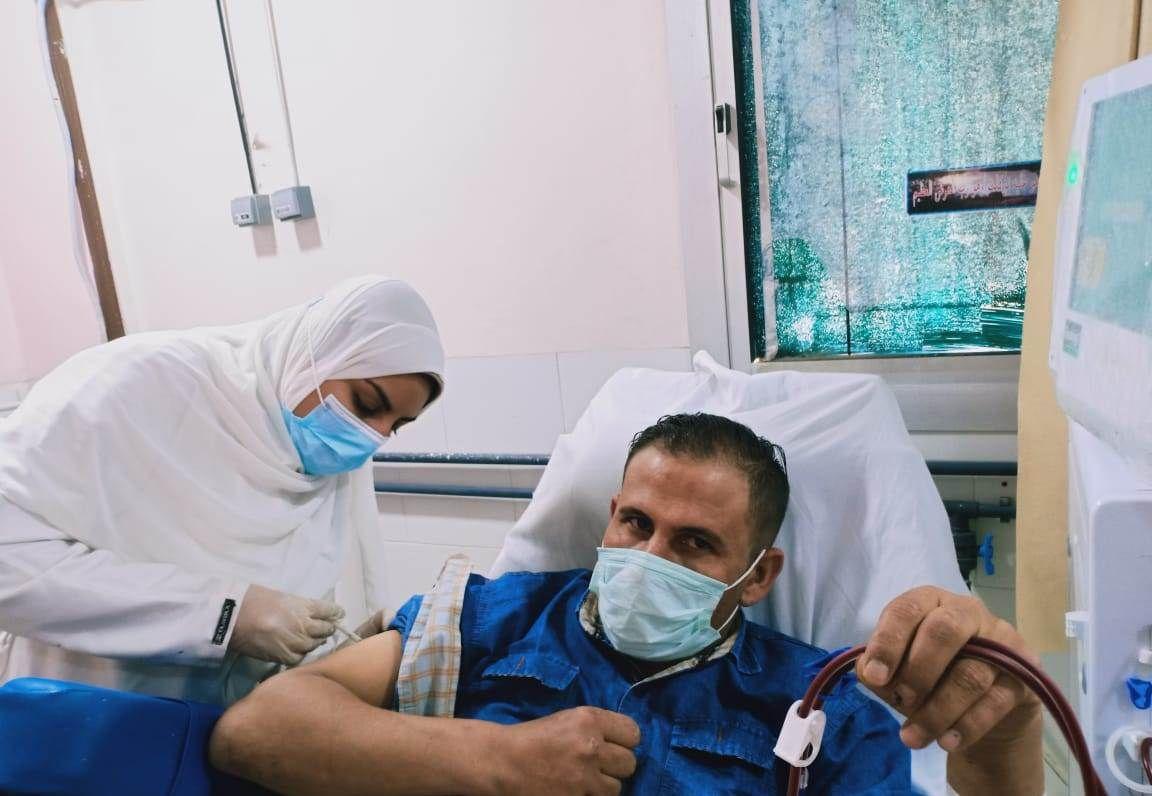 24  مركز طبي لتطعيم من الكورونا بالشرقية (3)