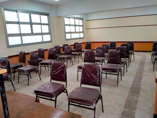 غرف-الاجتماعات-والفصول-بالغربية