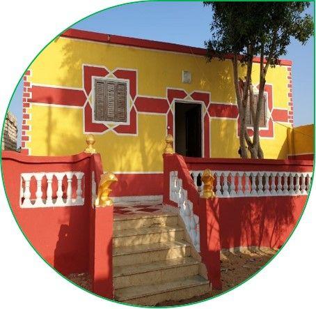 إنشاء منازل للأسر الأولى بالرعاية ضمن حياة كريمة