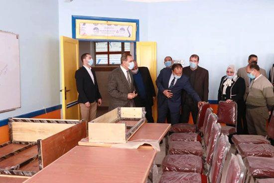 تطوير-مدارس-كفر-الشيخ