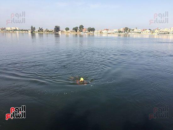 السباح العالمى سيد الباروكى (8)