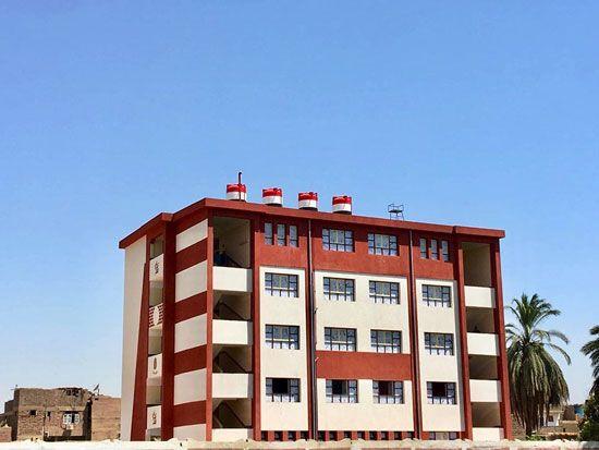 مبانى-المدارس-الجديدة-بالاقصر