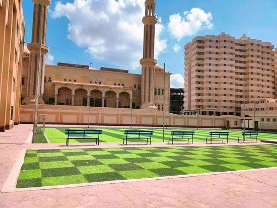 جانب-من-المدارس-الجديدة-بالاسكندرية