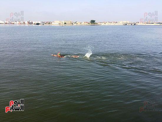 السباح العالمى سيد الباروكى (9)