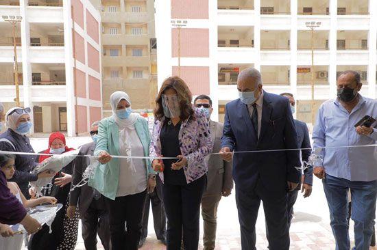 افتتاح-المدارس-الجديدة-بدمياط
