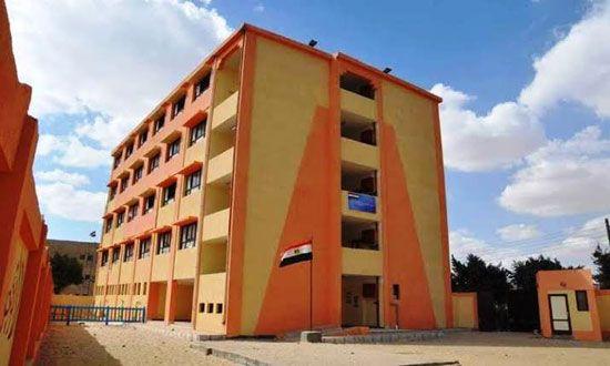 مدارس-جديدة-بعهد-الرئيس-بالاسكندرية