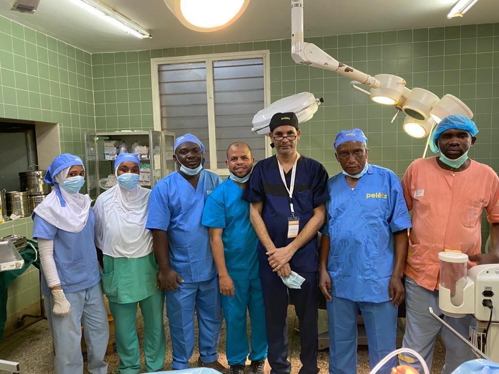 الفريق الطبى المشترك