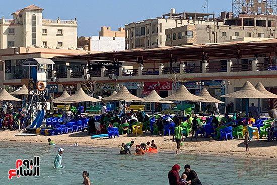 شاطئ-النادي-الاجتماعي-بالغردقة