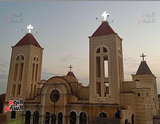 الكنيسه الإنجيلية بالمنيا (3)