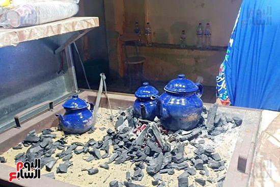 ميس ريم مدرسة فرنساوى صباحا وبياعة قهوة على الفحم مساء (3)