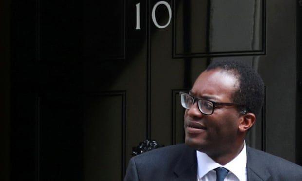 وزير الأعمال البريطانى كواسى كوارتينج