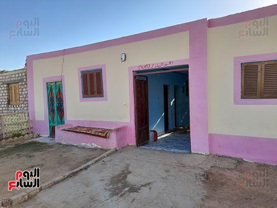 أحد-المنازل-بعد-التطوير