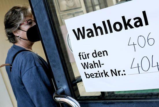 استطلاعات الرأي مفتوحة في الانتخابات العامة الألمانية