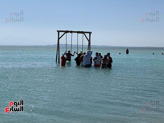 العاب-مائية-علي-شواطئ-الجفتون