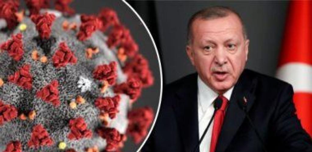 الديكتاتور العثمانى ينهب جيوب الأتراك والحجة «كورونا».. أردوغان يطلب من المواطنين الاقتداء به والتبرع لمواجهة الوباء المميت.. والمعارضة تفضحه : تبرعت بـ 568 ألف ليرة ومصروفات قصرك الفاره تصل إلى 5 ملايين