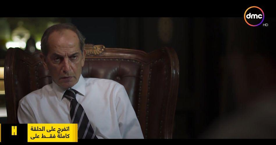 هشام سليم فى الحلقة السابعة
