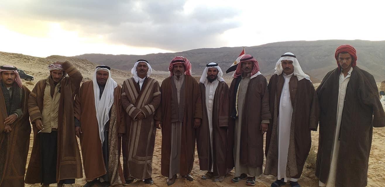 رموز من بدو سيناء