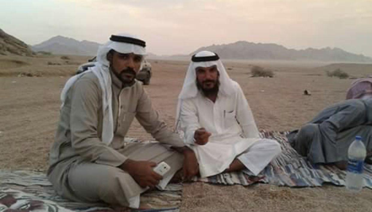 من رحلات بدو جنوب سيناء