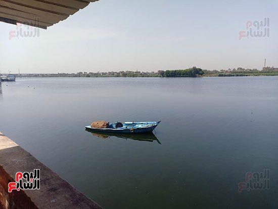 نهر-النيل-خالي-من-الرحلات-النيلية