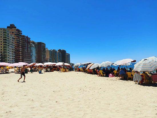 شواطىء-الإسكندرية
