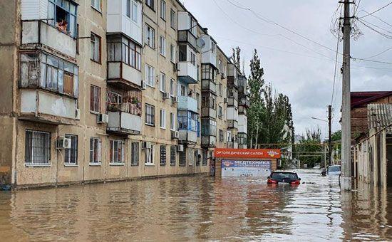 فيضان روسيا (12)