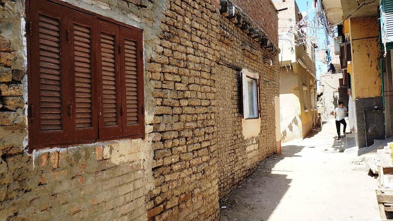 منزل الرئيس محمد نجيب الذي ولد فيه