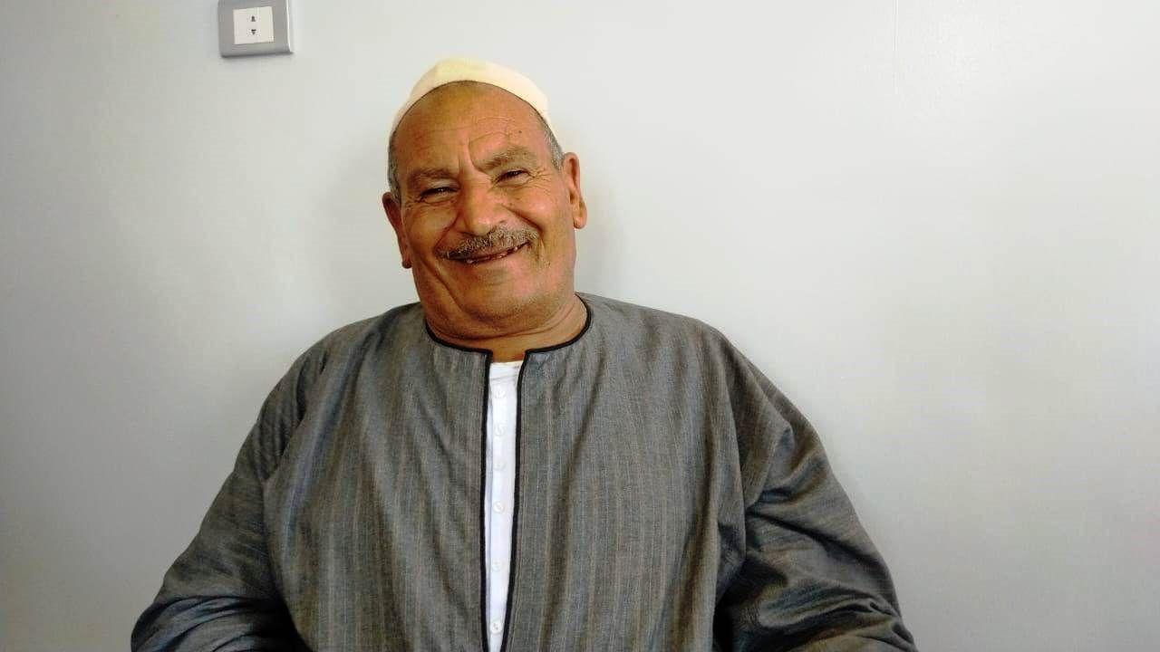 عبد القوي القشلان ابن شقيق الرئيس محمد نجيب