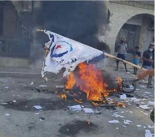 تونس تثور على الإخوان