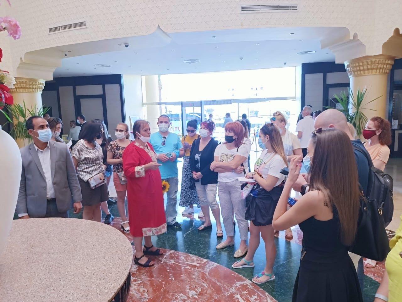 البحر الأحمر جاهزة لاستقبال السياحة الروسية (6)