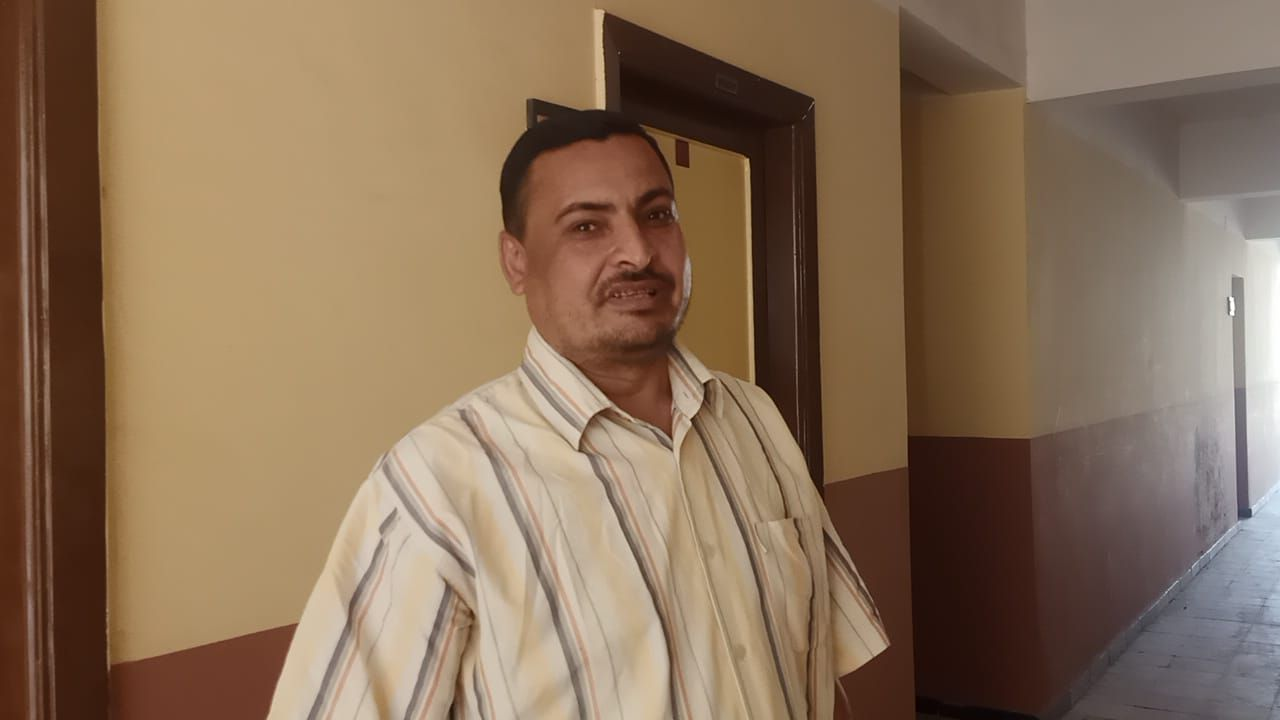 ربيع محمود مدير مدرسة البرانقة الابتدائية