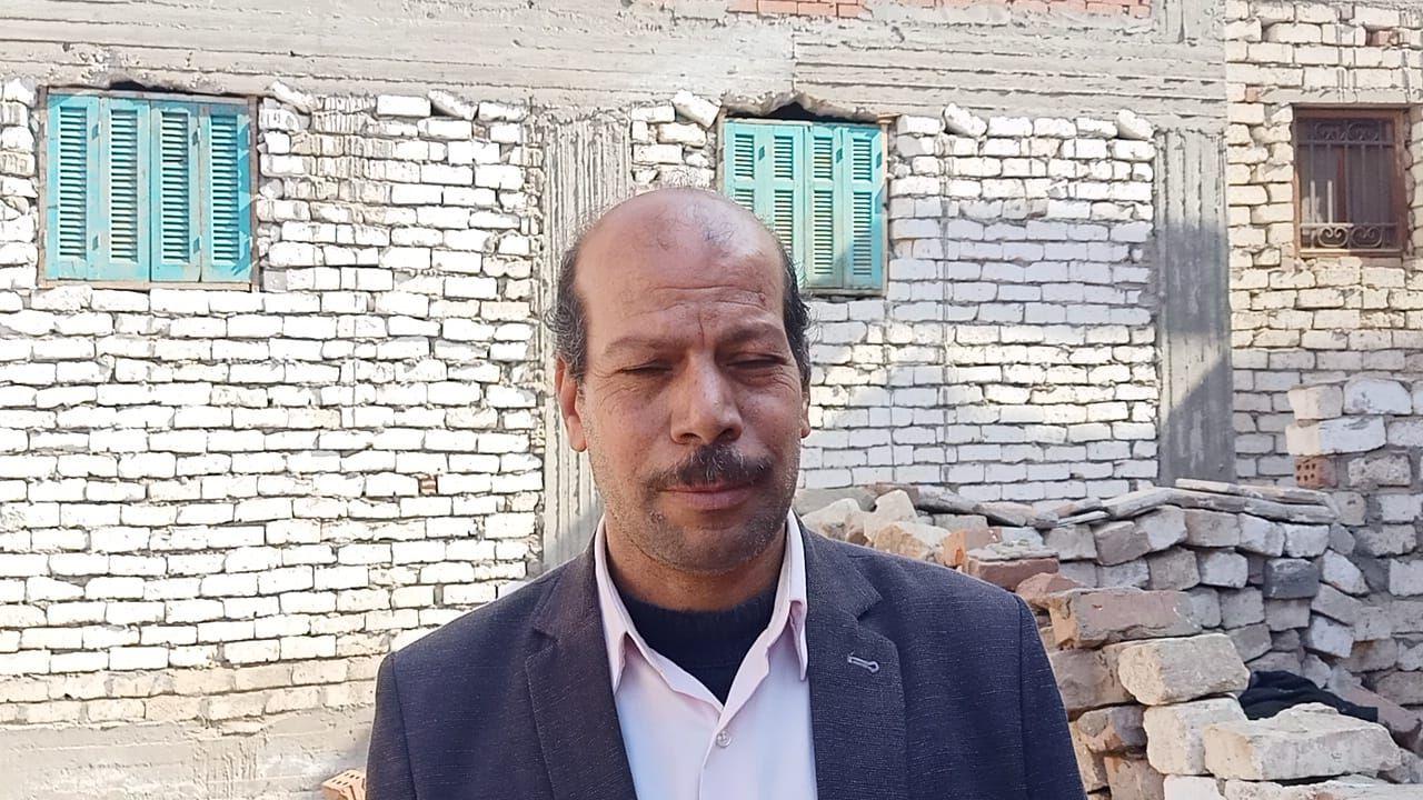 احمد محمود قرية كفر عمار