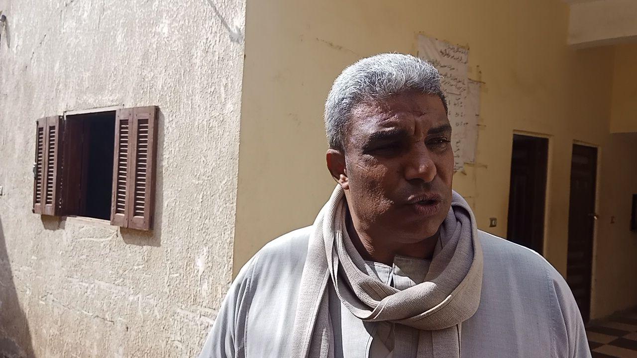 احمد يوسف قرية كفر عمار