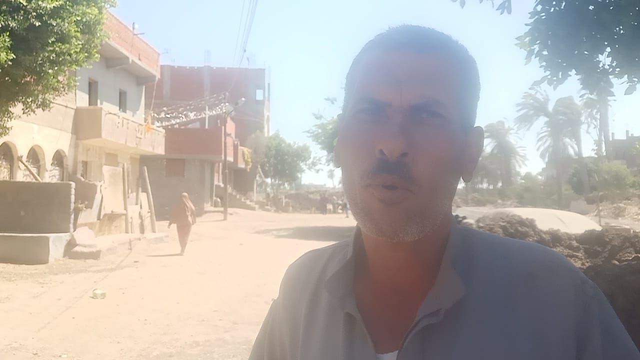 ثروت محمد من اهالى على كيلانى