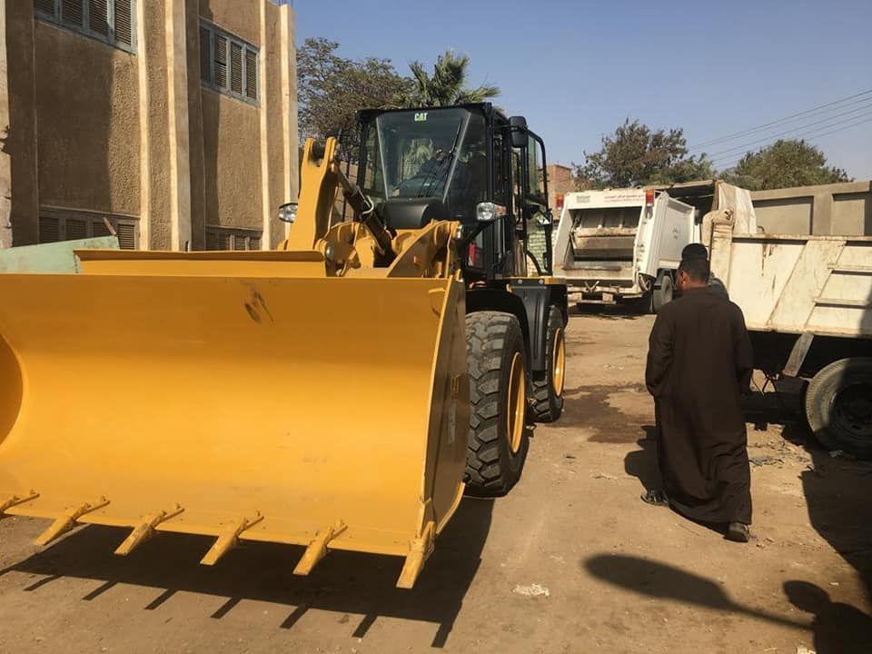 معدات جديدة ضمن برنامج التنمية المحلية